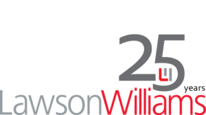 Lawson Williams 25 years200%