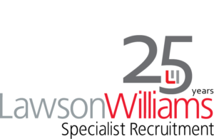LawsonWilliams Specialist Recruitment 25 years200%